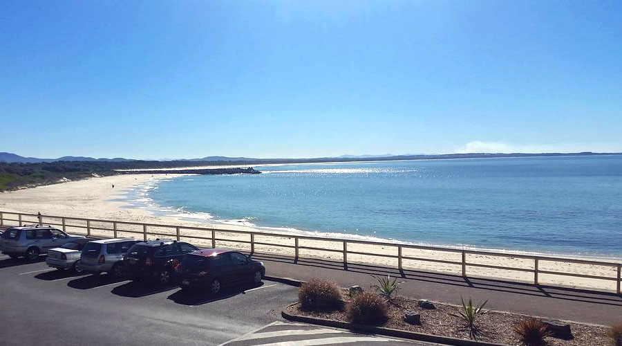 Beachside Apartments in Forster